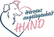 Herzensangelegenheit Hund Logo